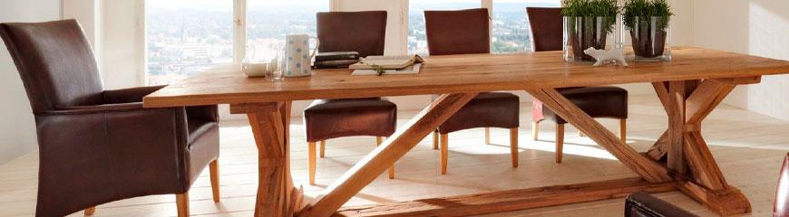 Столы из массива дерева дерева