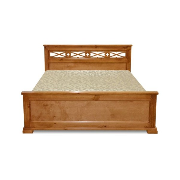 """Кровать из массива дерева """"Олива"""""""