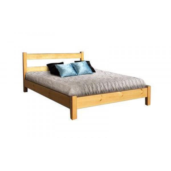 """Кровать из массива дерева """"Романтика"""""""