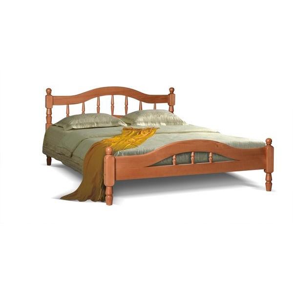 """Кровать из массива дерева """"Анта"""""""