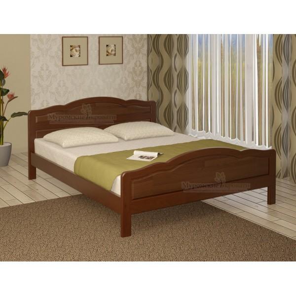 """Кровать из массива дерева """"Новинка"""""""