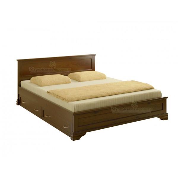 """""""Классика"""" кровать с я�..."""