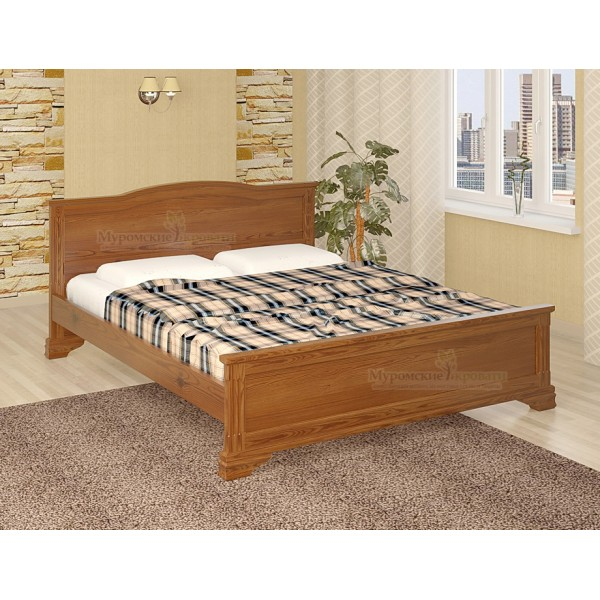 """Кровать из массива """"Октава"""""""