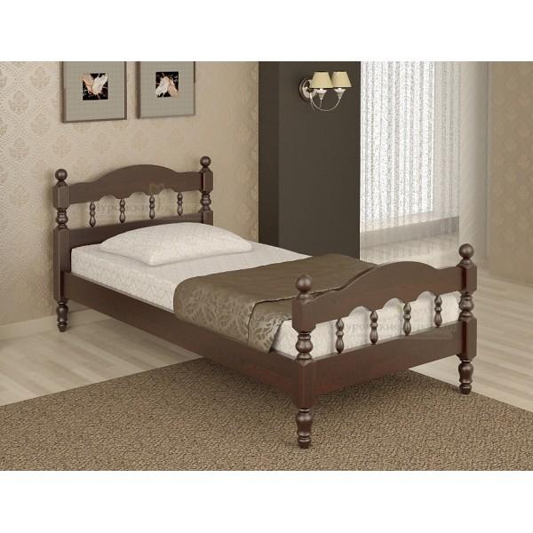 """""""Точенка"""" кровать односпальная"""
