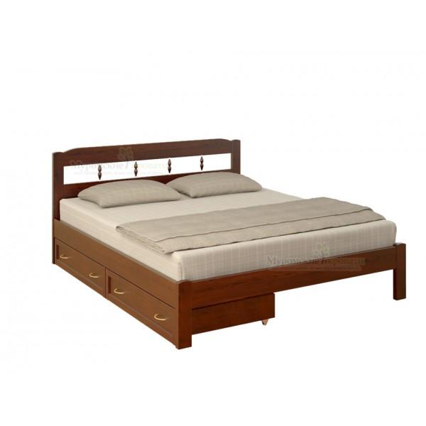 """""""Дачная"""" кровать с ящи�..."""