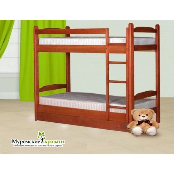 """2-х ярусная кровать """"Анто�..."""