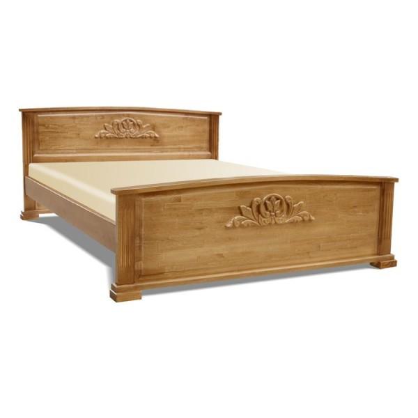 """Кровать из массива дерева """"Диана"""""""