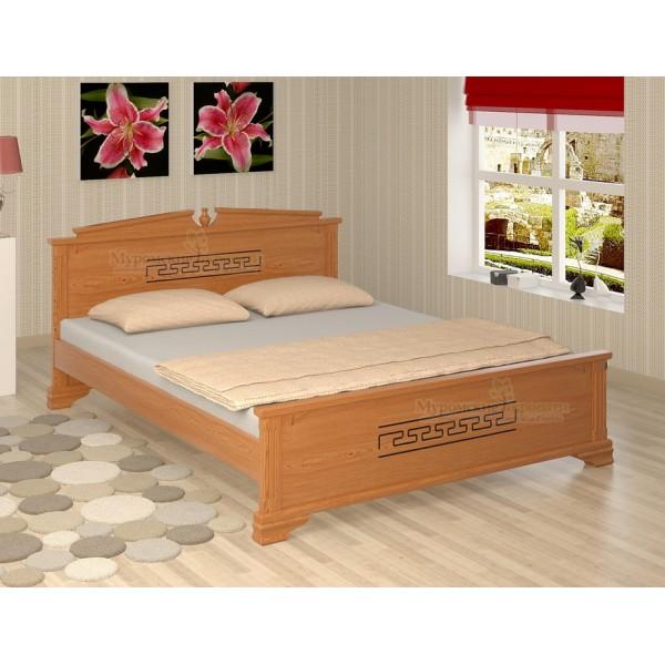 """Кровать из дерева """"Аф�..."""