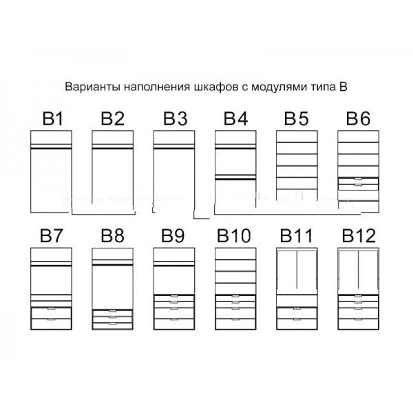 """Шкаф """"Макси"""" из сосны из серии"""