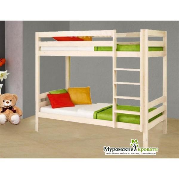 """2х-ярусная кровать """"Ника&q..."""